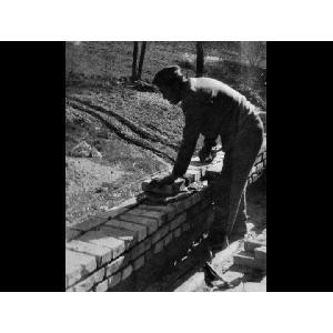 Rok 1972 - Přístavba hasičárny
