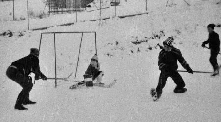 Historické fotky - sport - hokej2
