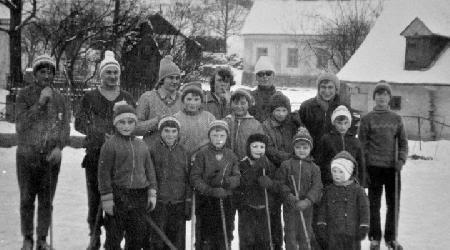Historické fotky - sport - hokej0