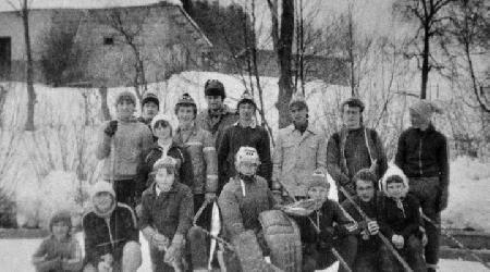Historické fotky - sport - hokej4
