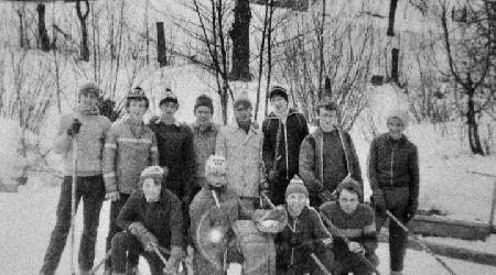 Historické fotky - sport - hokej6