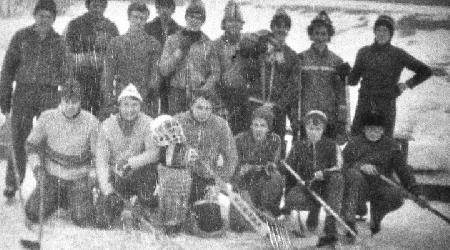 Historické fotky - sport - hokej5