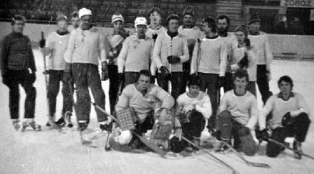 Historické fotky - sport - hokej7