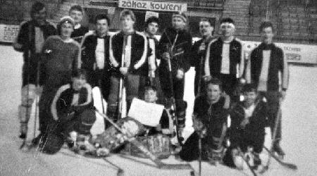 Historické fotky - sport - hokej8